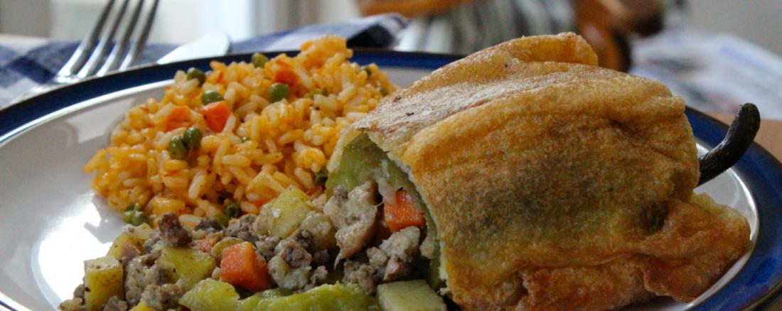 Chiles Rellenos: A Labour of Love